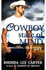 Cowboy State of Mind (Tarnation, Texas Book 4) Kindle Edition