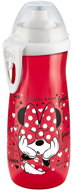 Nuk Mickey Sports Cup Biberon gourde volume XL de 450ml, bec-poussoir, à partir de 36mois, sans Bisphénol A sans Bisphénol A 10255327
