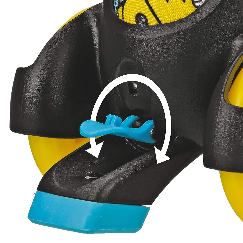 Amazon.com: Fun Roll Jr - Patines de ruedas ajustables para ...