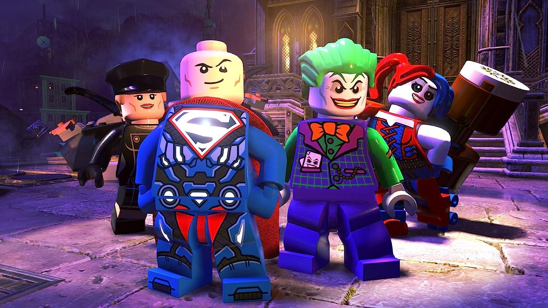 LEGO DC Super-Villains Nintend...