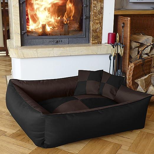 160 opinioni per Beddog 2in1 MAX QUATTRO marrone/nero XXXL, 150x110 cm, letto per cane L fino a