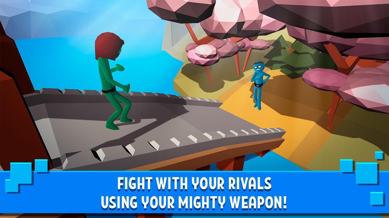Stickman Ninja Assassin Legend Revenge War - Defeating Cruel ...