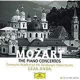 Mozart: The Piano Concertos (8 CD's)