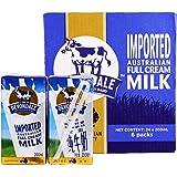Devondale 德运 全脂牛奶200ml*24(澳大利亚进口)(新老包装 随机发货)