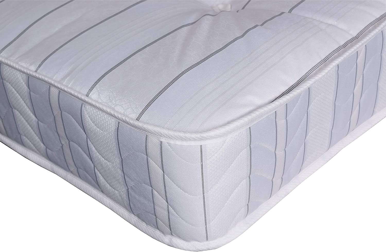 Colchón individual corto 90 x 175 cm micro acolchado, modelo exclusivo de eXtreme Comfort Uk ltd