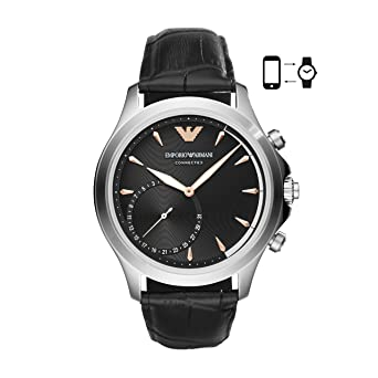 Amazon.com: Emporio Armani Hybrid Smartwatch ART3013: Watches