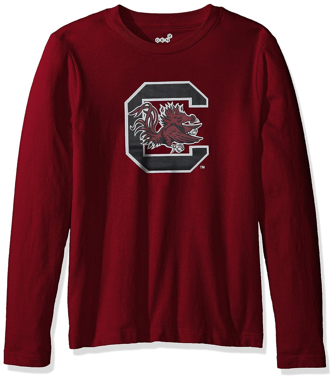 【海外輸入】 NCAA South Carolina South B01CH4IJOK Fighting軍鶏PrimaryロゴRP長袖Tシャツ NCAA、スモール(8 )、ガーネット B01CH4IJOK, サバグン:a2dab027 --- a0267596.xsph.ru