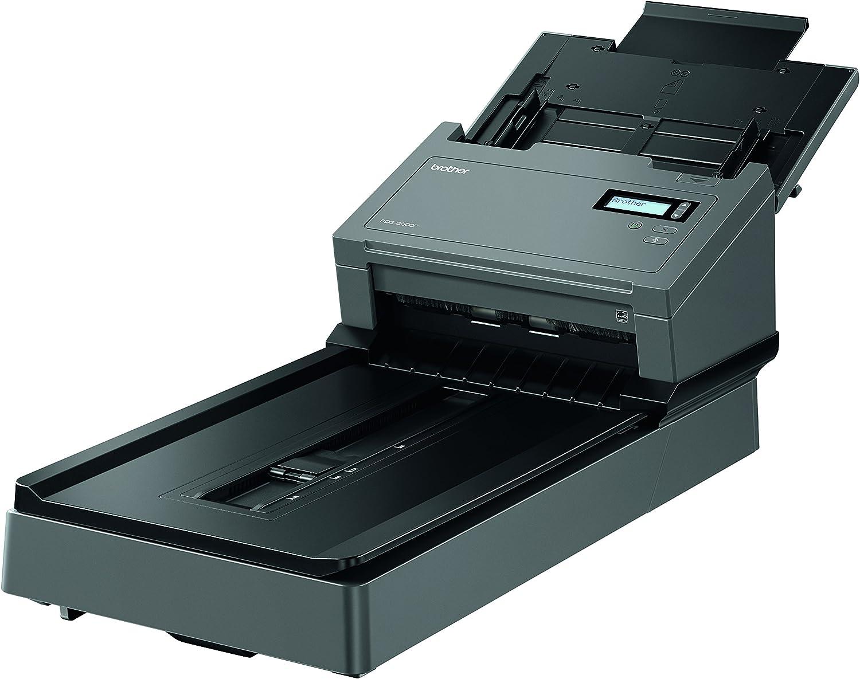 Brother PDS5000F - Escáner Profesional de Alto Rendimiento (ADF y ...