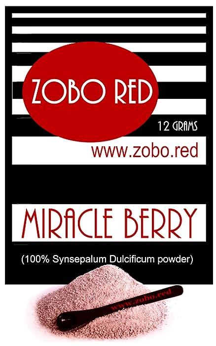 Top 10 Miracle Fruit Powder