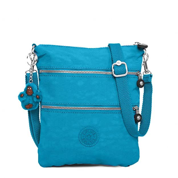 Kipling Women's Rizzi Convertible Mini Bag One Size Polaris Blue