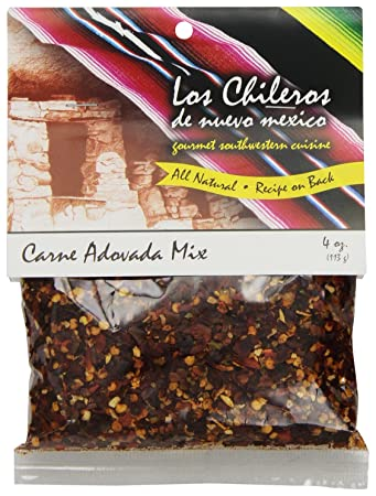 Los Chileros Carne Adovada Mix, 4 Ounce