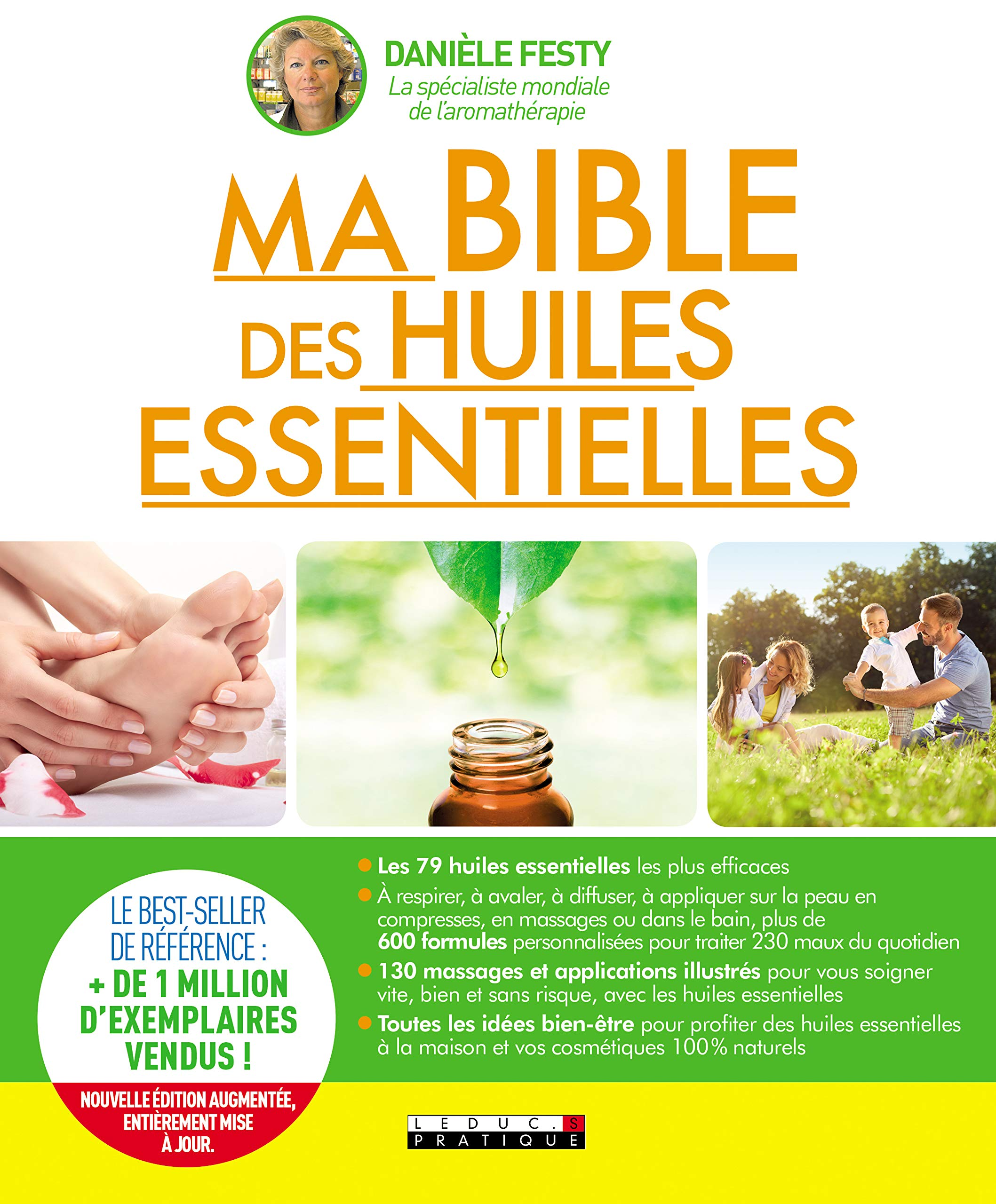 Amazon Fr Ma Bible Des Huiles Essentielles Nouvelle