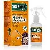 Neositrín - Spray Gel, Tratamiento para Eliminar Piojos y Liendres - [ 100ml ]