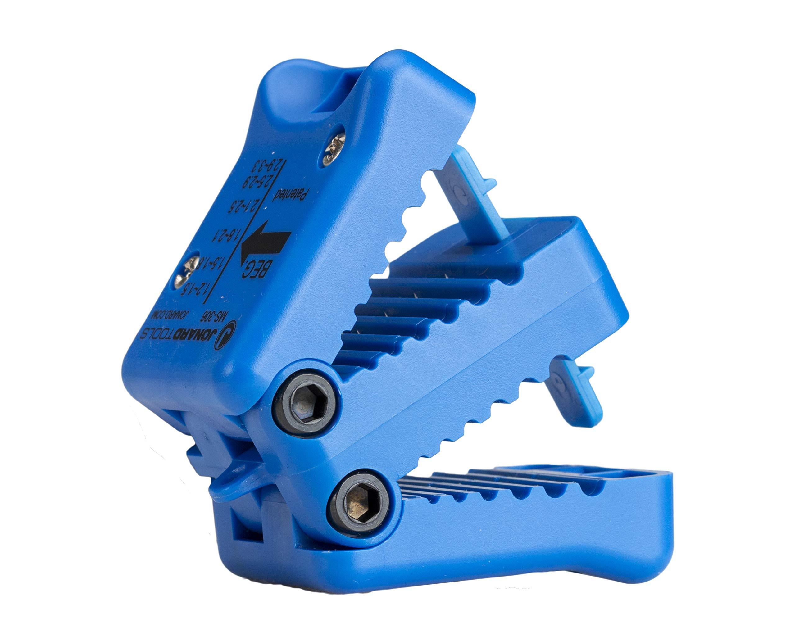 Jonard Tools MS-306 Fiber Optic Cable Mid Span Slit & Ring Tool (1.2 mm - 3.3 mm)