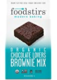 Foodstirs Organic Chocolate Lovers Brownie Mix 13.9 Ounce