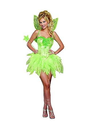 Amazon dreamgirl womens fairy licious costume clothing dreamgirl womens fairy licious costume green small solutioingenieria Gallery