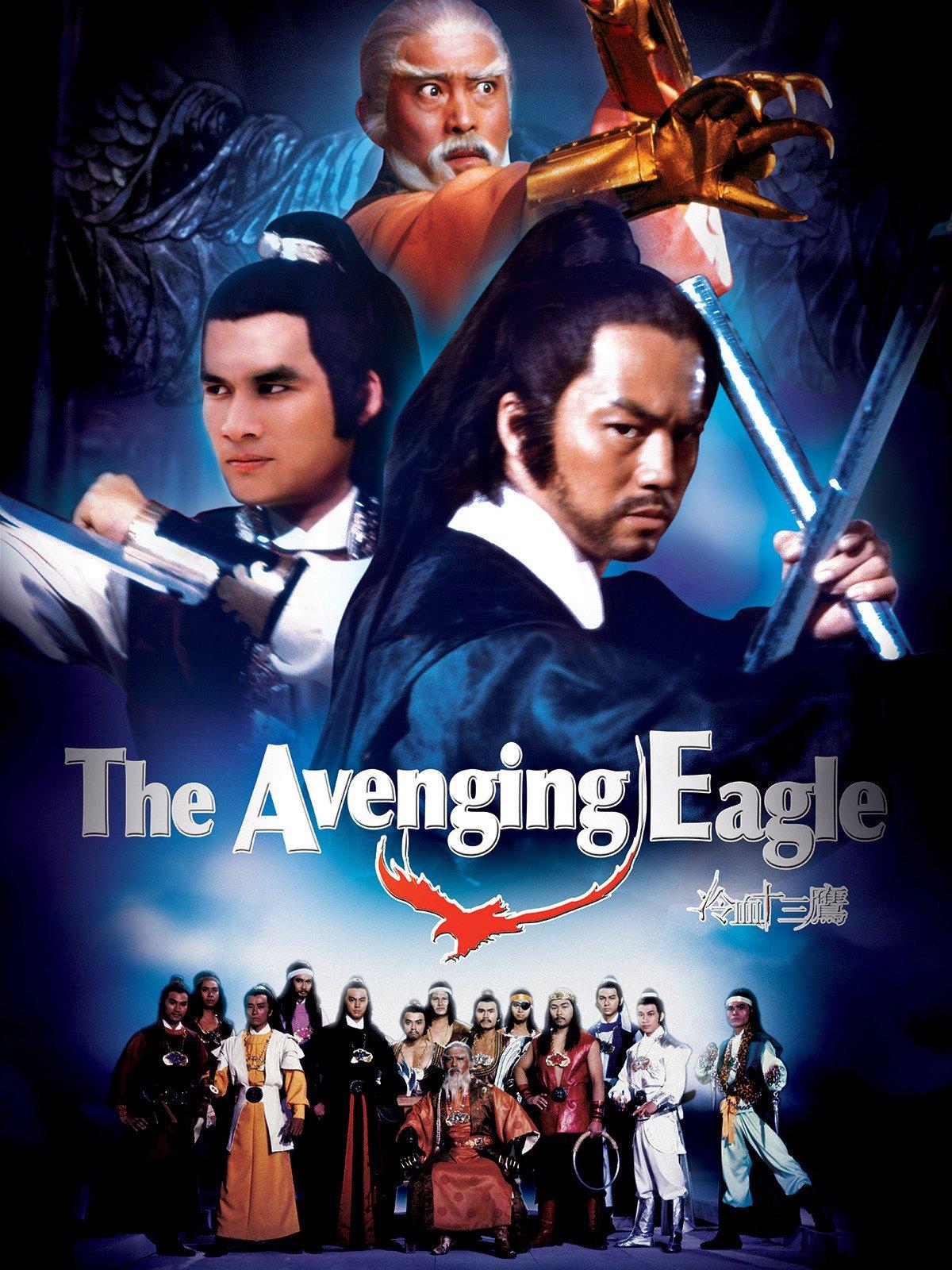 The Avenging Eagle on Amazon Prime Video UK