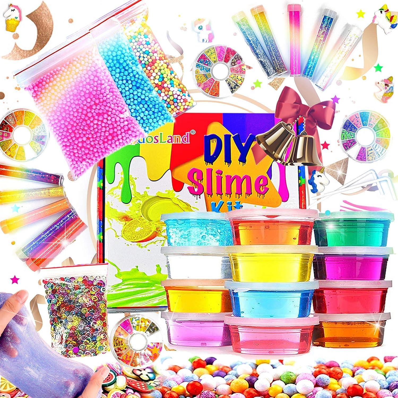 50% Off Coupon – Crystal Slime Kit for Kids
