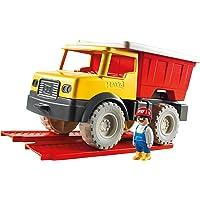 PLAYMOBIL Dump Truck Building Set
