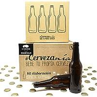Pack completo para elaborar cerveza en casa |