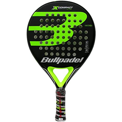 Pala de pádel Bullpadel X-Compact LTD Green: Amazon.es: Deportes y ...
