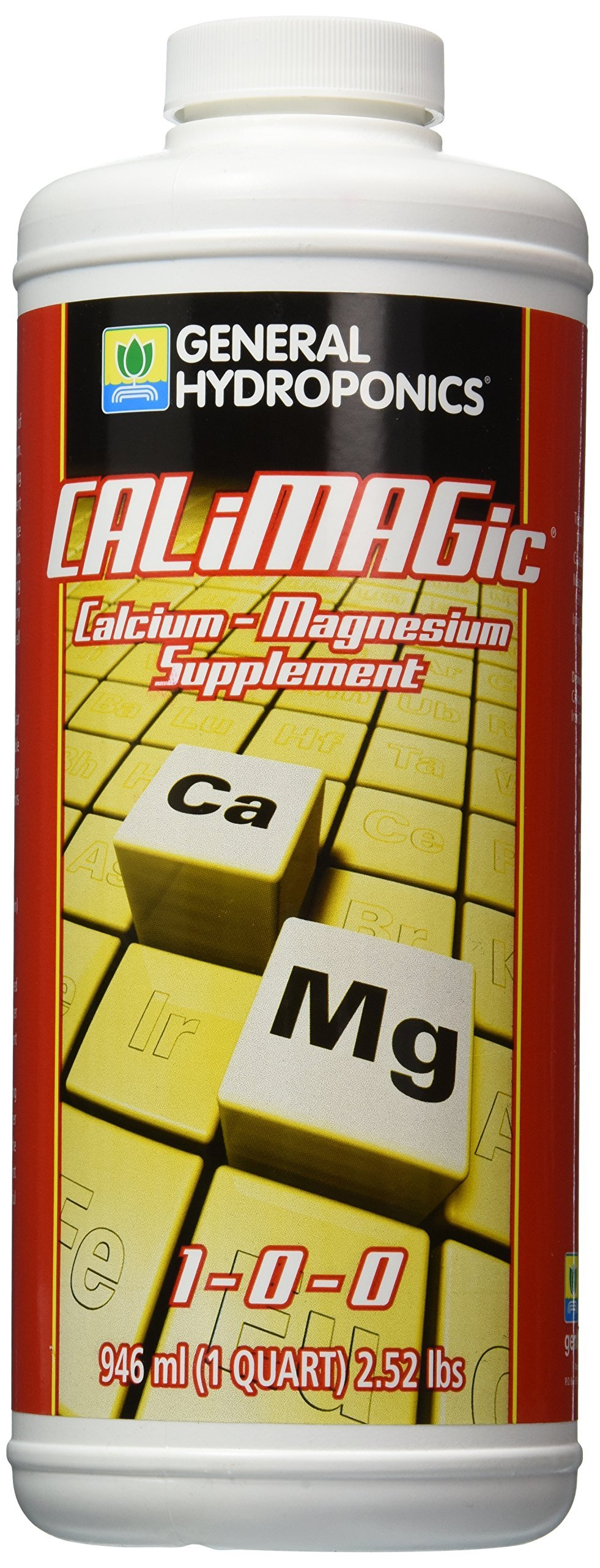 General Hydroponics CALiMAGic Quart