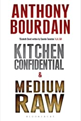 Anthony Bourdain boxset: Kitchen Confidential & Medium Raw (English Edition) eBook Kindle