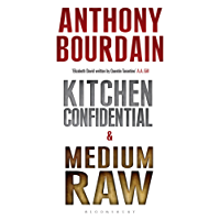 Anthony Bourdain boxset: Kitchen Confidential & Medium Raw