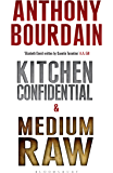 Anthony Bourdain boxset: Kitchen Confidential & Medium Raw (English Edition)