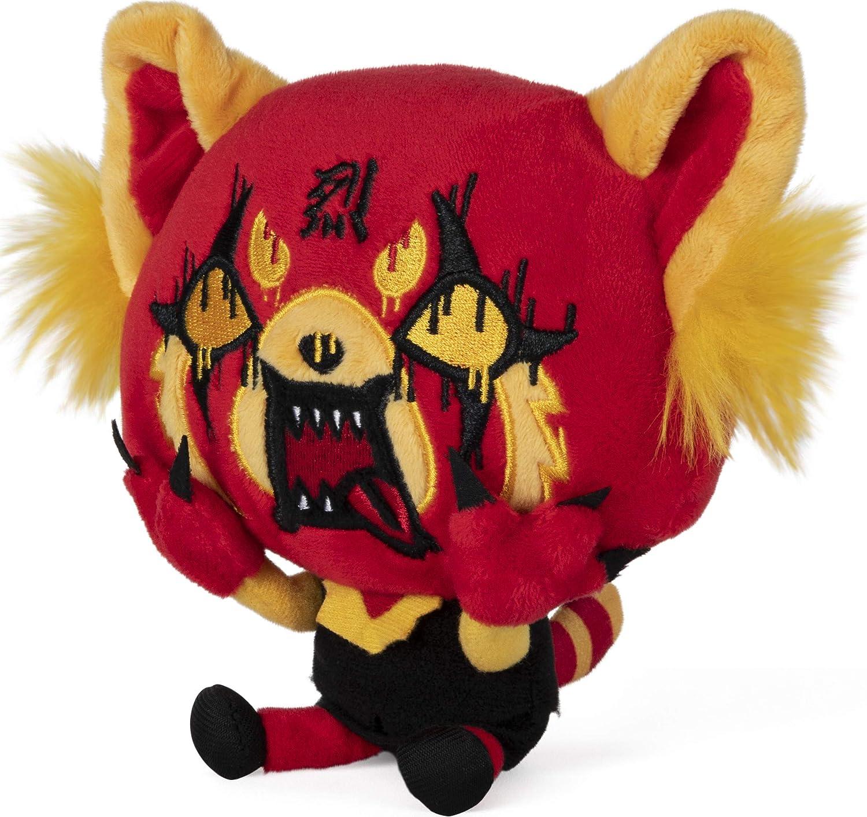 7 GUND Sanrio Aggretsuko Rage Plush Stuffed Animal Red Panda Netflix Original