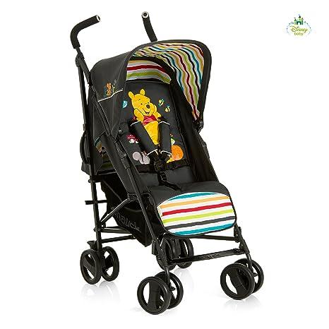Hauck Tango - Silla de paseo para bebes de 0 meses hasta 15 kg, sistema de arnés de 5 puntos, barra de seguridad, respaldo reclinable, compacta y ...