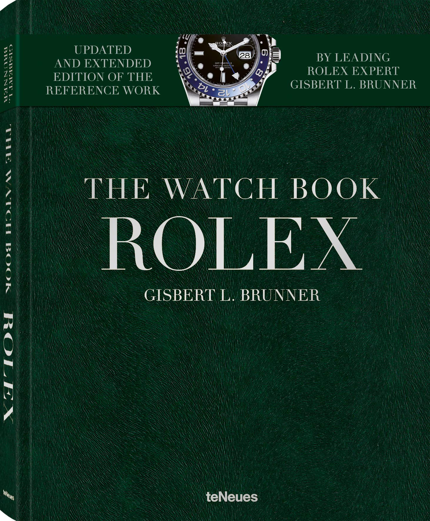 The Watch Book Rolex New Extended Edition Lifestyle Gisbert L
