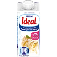 Nestlé Ideal Leche evaporada semidesnatada - Caja