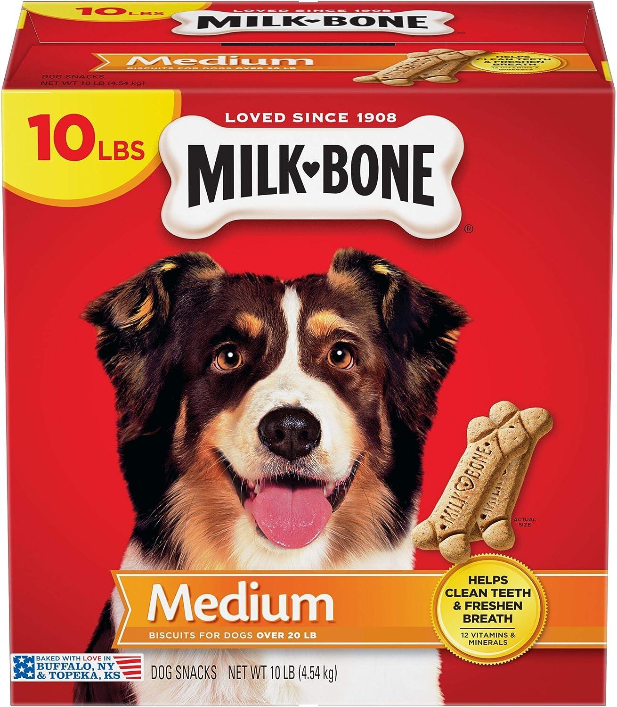 Buy Milk Bone Dog Treats for Treeing Walker Coonhound