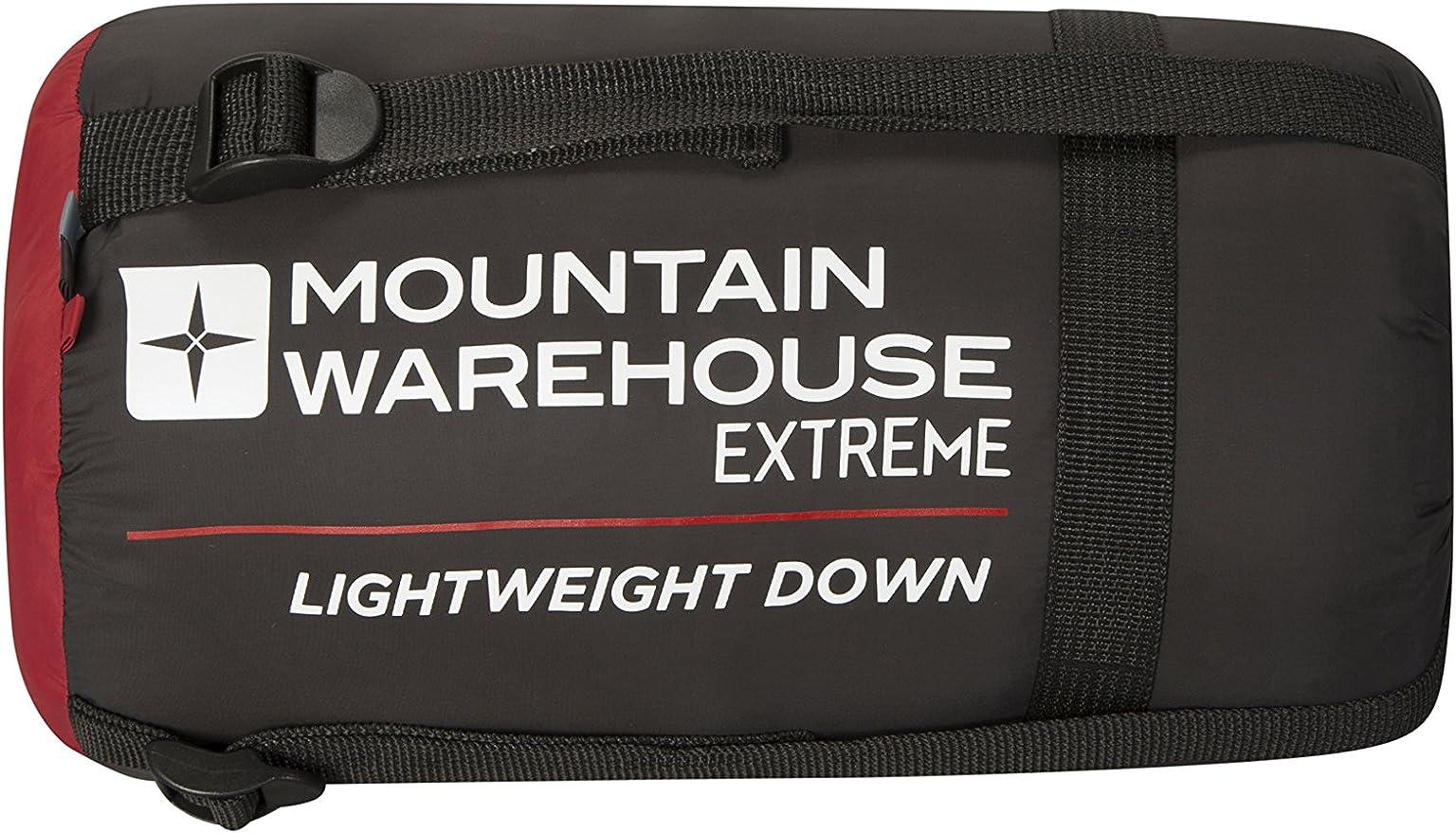 Spring//Autumn 5 to 15 Degrees with Bag Mountain Warehouse Sleeping Bags C
