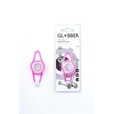 Globber Lampe LED Accessoire Clignotant Mixte Enfant, Rose