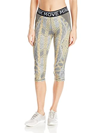 bfc4133102 MINKPINK Women s Vinyasa 3 4 Legging at Amazon Women s Clothing store