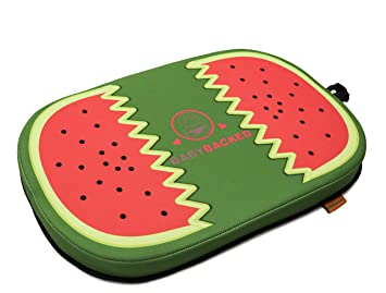 Amazon.com: BABYBACKED Baby Bath Kneeler Pad, Watermelon ...
