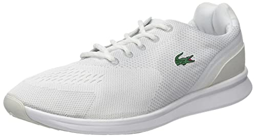 19d752c88 Lacoste Men s FRNT Runner 118 1 SPM Trainers  Amazon.co.uk  Shoes   Bags