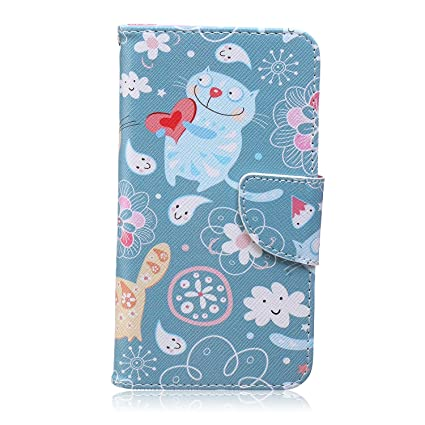 CaseHome Compatible For Samsung Galaxy J5 2015 Wallet Funda,Carcasa PU Leather Cuero Suave con Flip Case Billetera con Tapa Libro Tarjetas para ...