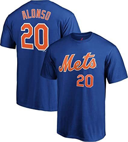 Jacob deGrom New York Mets #48 Blue Youth Name and Number Jersey T-Shirt