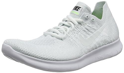 NIKE Free RN Flyknit 2017, Zapatillas de Running para Hombre: Amazon.es: Zapatos y complementos
