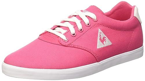 Le COQ Sportif Lamarina Cvs - Zapatillas de Deporte Mujer: Amazon.es: Zapatos y complementos