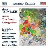George Tsontakis: Anasa, True Colors & Unforgettable