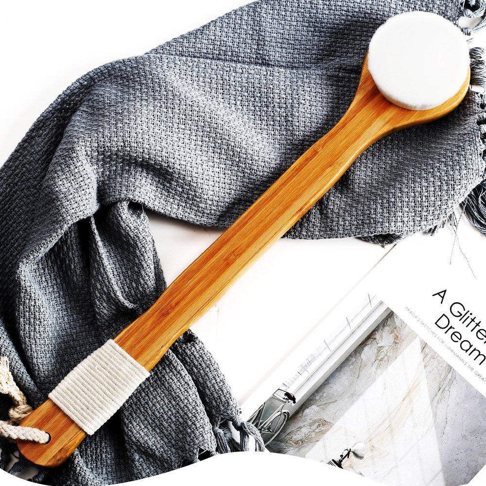 Global Brands Online Honana BX BX BX Haut Massage Dusche Reiben Reinigungsbürsten Bad Lange Griff Pinsel Exfoliation Körper B07J4B6J11 Bürsten b9c159