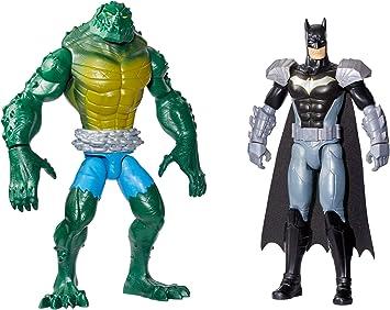DC Batman Missions Pack de figura de acción Batman contra Killer ...