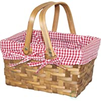 Vintiquewise(TM) Rectangular Basket