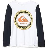 Quiksilver Solar Sun Camiseta De Manga Larga Niños