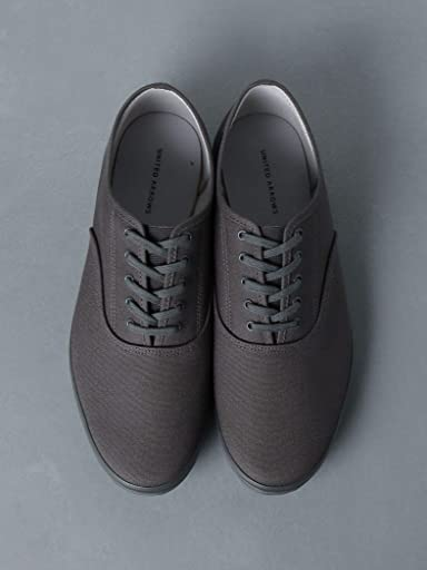 Canvas Sneakers 1331-699-8673: Dark Grey