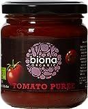 Biona Organic Tomato Puree 200g (Pack of 12)